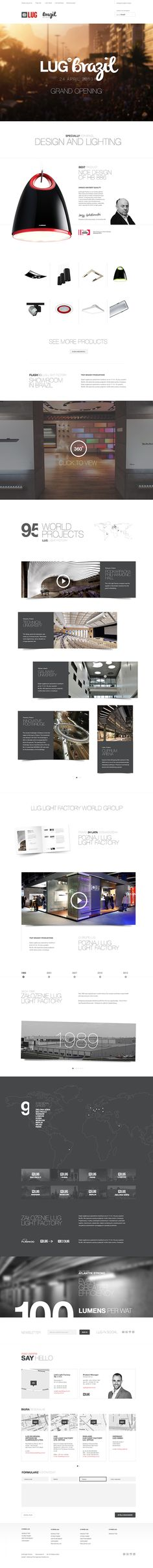 LUG in Brazil on Behance