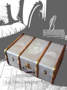 1000 id es sur le th me vieilles valises sur pinterest valises valises anc - Vieilles boites en fer ...