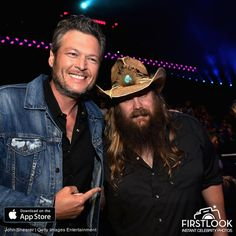 2 of my favorites! Blake and Chris ❤️