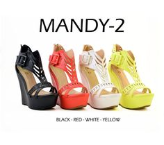 MANDY-2 by Athena Footwear <available in 4 colors> Call (909)718-8295 for wholesale inquiries - thank you!
