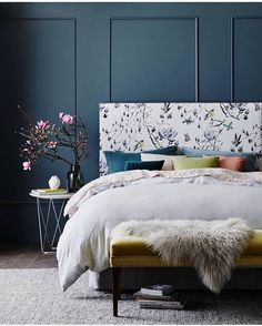 Heatherly Design opens Sydney showroom in Surry Hills - The Interiors Addict Dream Bedroom, Home Decor Bedroom, Living Room Decor, Master Bedroom, Bedroom Ideas, Boutique Hotel Room, Bohemian Living Rooms, Bedroom Styles, How To Make Bed