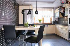 Kuchnia styl Nowoczesny - zdjęcie od MS-Meble Małyjurek