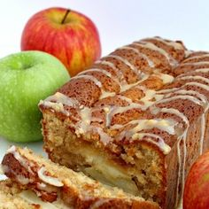 Moist Caramel and Apple Loaf Recipe