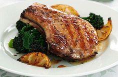 Caraway pork chops - Tesco Real Food