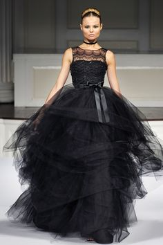 Tulle, tulle, tulle. ODLR Spring 2011