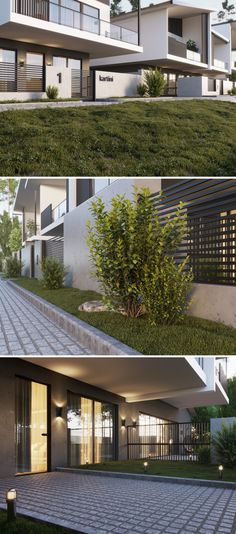 48 Best 48D Exterior Renderings Images On Pinterest In 48 Gorgeous 3D Exterior Rendering Creative Decoration