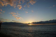 #scene #sunset #hawaii #maui