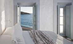 Coco-mat Eco Residences Serifos, a relaxed trendy hotel on one of the most beautiful beaches on Serifos, is perfect for relaxing beach holidays in Greece.