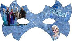 Coloriages et activités de la Reine Des Neiges (Disney  Frozen) #2 Coloring Frozen mask game