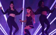 Fotos do show de Ariana Grande em São Paulo