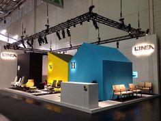 ORGATEC 2016 Linea Fabbrica DESIGN: ARCH. PAMPANONI STAND BUILDER: MAG Arredamenti