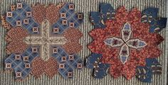 PP Blog: Patchwork of the Crosses Blocks - A Big Variety