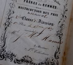 TPA-OLD BOOK-FRANCE