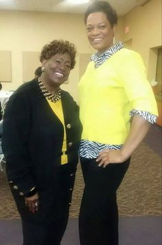picture with Delta 25th National President, Dr. Paulette C. Walker. Nashville TN, December 2014