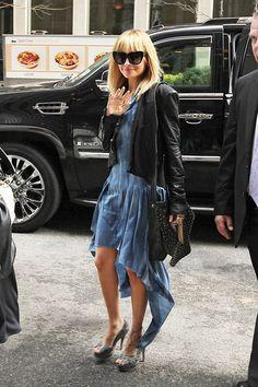 Nicole Richie Photo - Nicole Richie Promotes in NYC 2