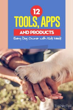 12 Great App Combos 12 Great App Combos Tools and Items Every Dog Owner with Kids Needs Training Tips, Dog Training, Dog Finder, Pet Fresh, Pet Camera, Cheap Pets, Cool Dog Houses, Cute Dog Photos, Dogs And Kids