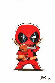 deadpool cute