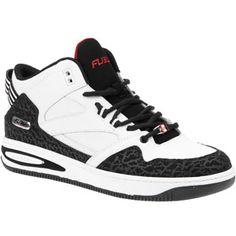 e8c56fcd205 FUBU - Fubu Men s Pressure High-Top Street Sneakers - Walmart.com