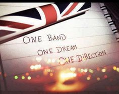 One band Ond dream  One direction