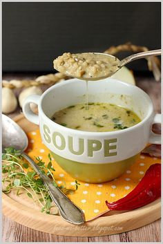 Feed Me Better: zupa