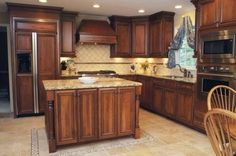 Which Layout Is Right For Your Kitchen?  Here are some #kitchen design recommendations based on your space: http://blog.akatlanta.com/2015/04/which-layout-is-right-for-your-kitchen.html
