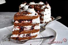 "Lussi`s World of Artcraft: Торта ""Шварцвалд"" / Black Forest Cake / Schwarzwald Cake"