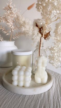 Cute Candles, Best Candles, Ikea Candles, Luxury Candles, Room Ideas Bedroom, Bedroom Decor, Bedroom Candles, Deco Studio, Cute Room Decor