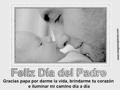 Imágenes del dia del padre con frases bonitas para papá