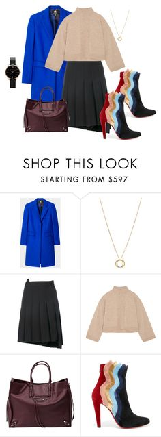 """""""Untitled #4018"""" by emma-oloughlin ❤ liked on Polyvore featuring PS Paul Smith, Charriol, ATM by Anthony Thomas Melillo, Balenciaga and Christian Louboutin"""