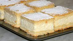 Easy Cake : The Worlds Best Cheese Cream Cake - Easy Recipes, Hungarian Desserts, Hungarian Cake, Romanian Desserts, Hungarian Recipes, Hungarian Food, Cheesecakes, Easy Cake Recipes, Dessert Recipes, Gateaux Cake