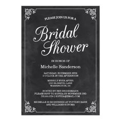 How to Vintage Chalkboard Bridal Shower 5x7 Paper Invitation Card We provide you all shopping site and all informations in our go to store link. You will see low prices on