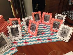 Looking for a way to incorporate your pet into your wedding day? Bring them in for table numbers