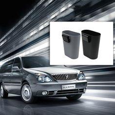 Mini Portable Car Trash Trashes Garbage Rubbish Hanging Folding Storage Basket Car styling #Affiliate