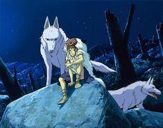 Princess Mononoke, Hayao Miyazaki, Ghibli, Princess Zelda, Japanese, Wallpapers, Instagram Posts, Artwork, Room