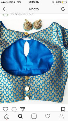 Patch Work Blouse Designs, Simple Blouse Designs, Stylish Blouse Design, Saree Blouse Neck Designs, Dress Neck Designs, Sleeve Designs, Designer Blouse Patterns, Boat Neck, Sarees