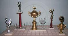 Minitrofeos genéricos. Ideales para torneos infantiles.