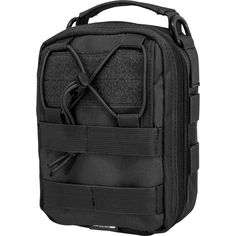 The Loaded Gear First-Aid Utility Pouch by BARSKA keeps emergency medical supplies organized and close at hand. Using the standard MOLLE webbing attachment system, the Medical Pouch can Survival Quotes, Survival Life, Survival Prepping, Survival Gear, Survival Skills, Emergency Preparedness, Wilderness Survival, First Aid Supplies, Art Supplies