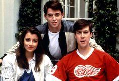 Ferris, Sloan, and Cameron.