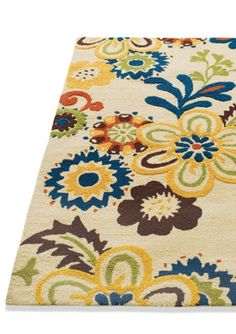 Botanical Outdoor Rugs.