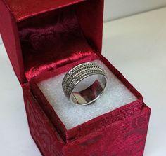 195 mm Ring Silber 925 nostalgisches Design SR214 von Schmuckbaron