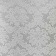 Tablecloth, White Noble Damask