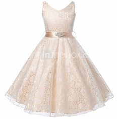 Girls Party Dress Kids 2016 Designer Children Teenagers Prom Party Ceremonies Ball Gowns Dresses Birthday Princess Dress - USD $22.99
