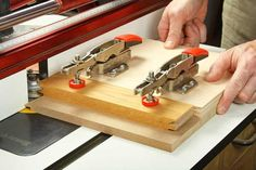Consejos de carpintería: Tipos de prensas o sargentos