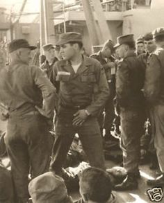 Elvis Presley In The Army Never Seen Before 1958 On Ship To Germany Unpublished Elvis Presley Army, Elvis Presley Photos, Elvis And Priscilla, Priscilla Presley, Sean Leonard, Are You Lonesome Tonight, Army Day, Chuck Berry, Graceland