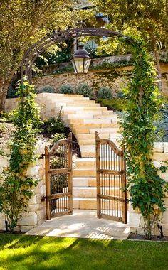 Ooohhh ... love those steps.