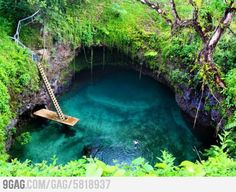 What I would give to swim there