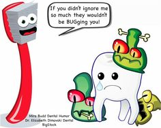 Dental Comic, dental humor, Humour, Dental Jokes. McIlwain Dentistry - pediatric…
