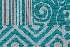Tela KRONOS color turquesa