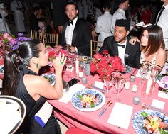 May 1st, 2017: Salma Hayek, Alexis Ohanian, Abel Tesfaye and Selena Gomez at the 2017 Met Gala