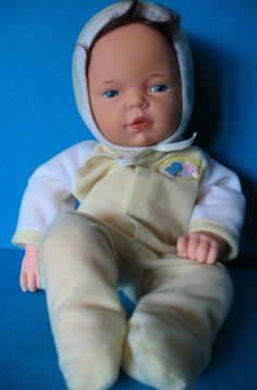Mattel Love N Touch Real Sister Baby 1979 New In The Box